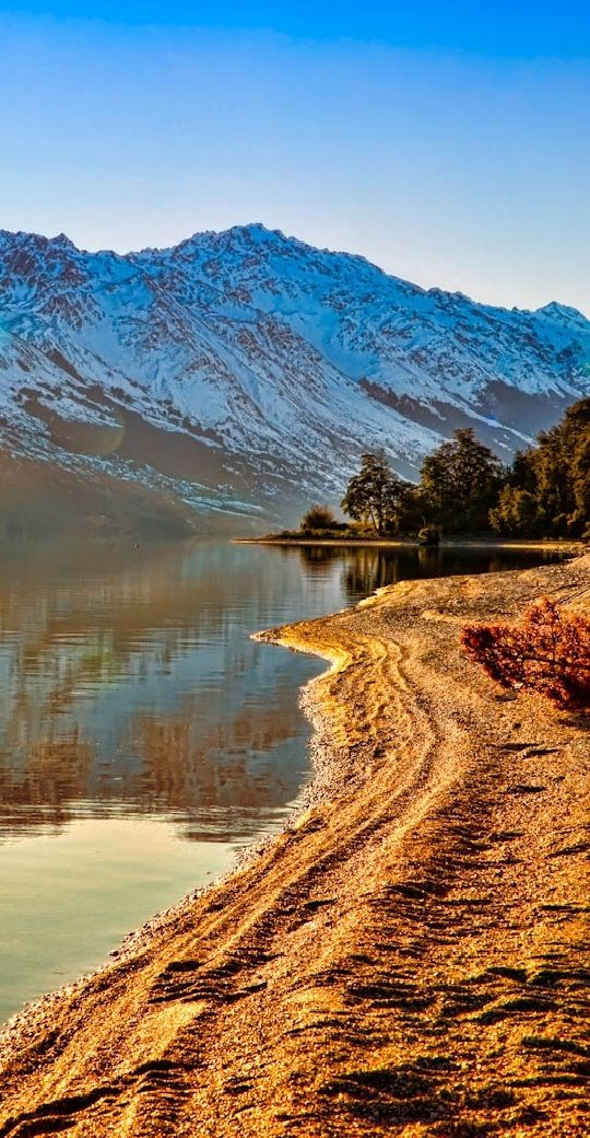 Glenorchy, Queenstown, South Island, New Zealand