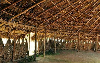 Oca indígena - Brasil
