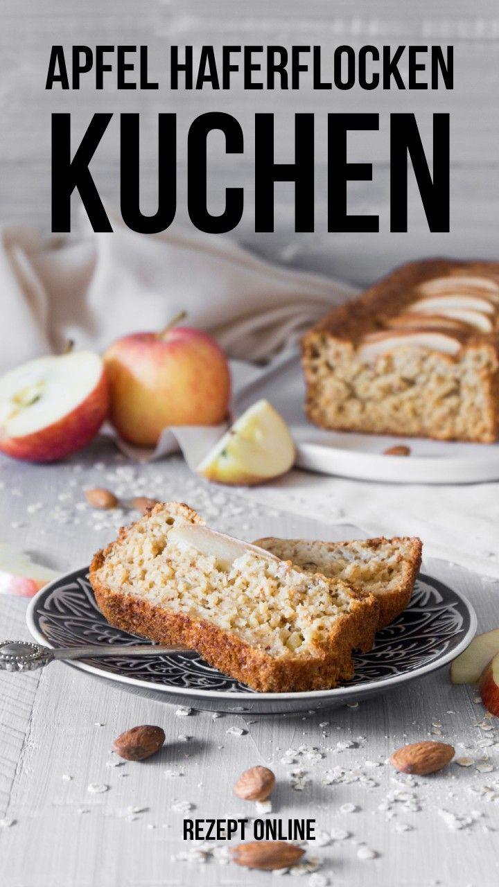 Pastel de avena y manzana   – Essen