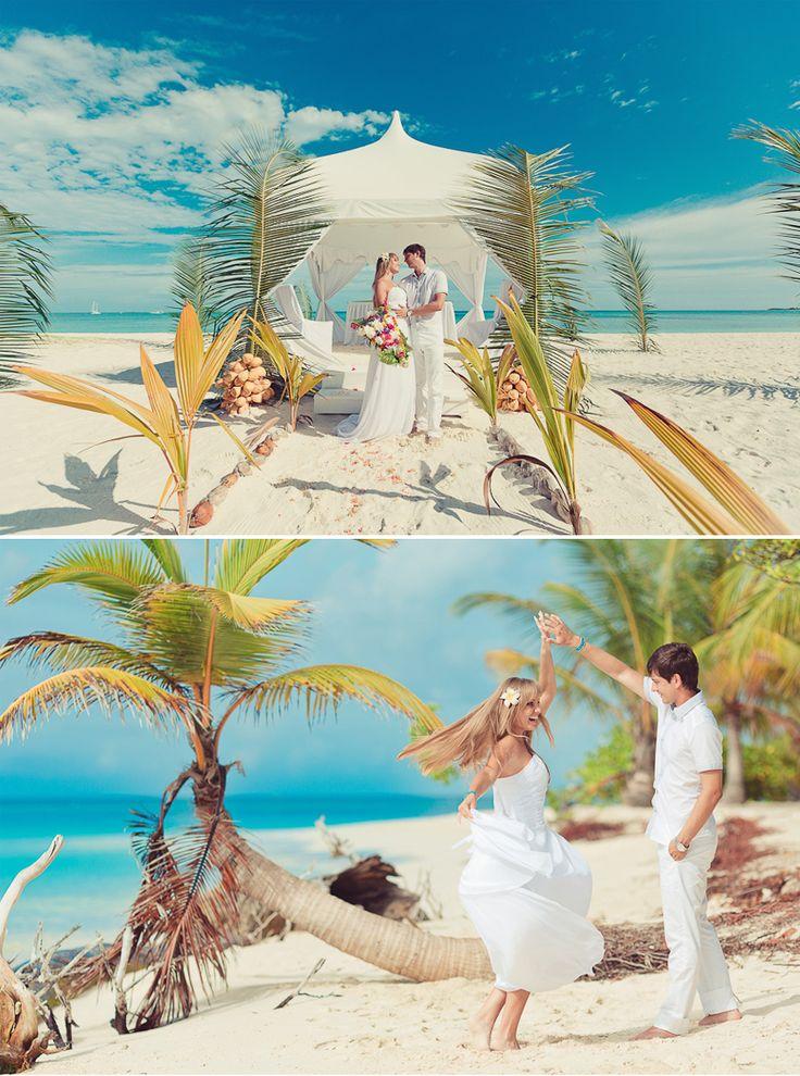 Stunning Maldives Destination wedding
