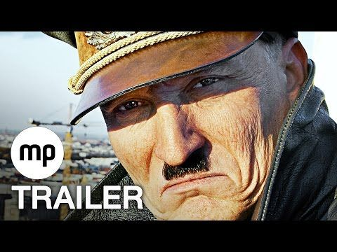 ER IST WIEDER DA Teaser Trailer 5 German Deutsch 2015 - YouTube