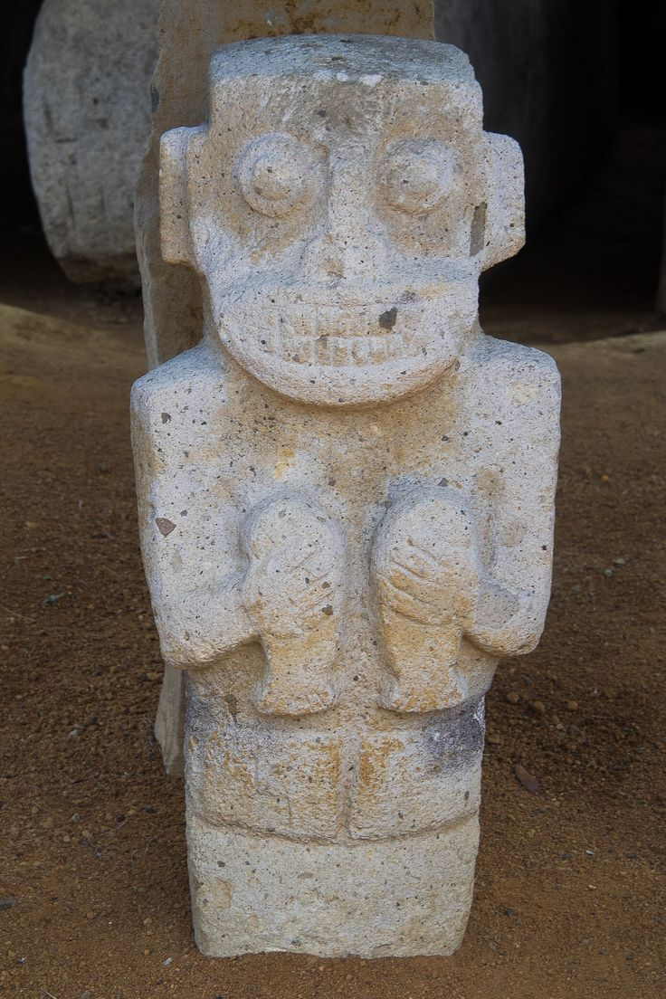 https://flic.kr/p/sLfzp1 | Alto de los Idolos -  Alto de las Piedras - Colombia | San Agustin, Colombia    Archaeological Park , 'Alto de los Idolos'  and  'Alto de las Piedras'  San Agustín - Archaeological Park The largest group of religious monuments and megalithic sculptures in South America stands in a wild, spectacular landscape. Gods and mythical animals are skilfully represented in styles ranging from abstract to realist. These works of art display the creativity and imagination of a…