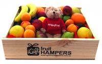 Valentines Day Gift Hamper http://www.igiftfruithampers.com.au/valentines-day-gifts #valentinesgift #valentinesday #valentineshamper #fruithamper #fruitbasket