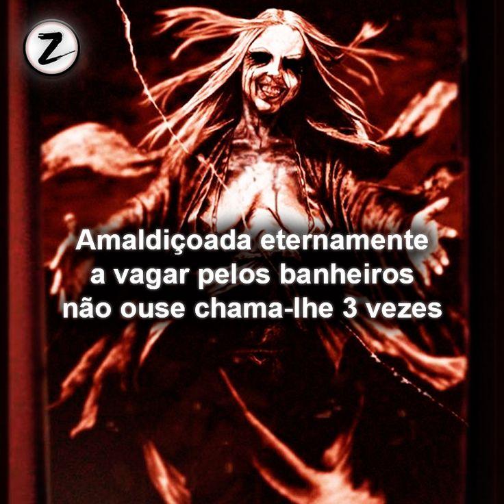 #lendas #urbanas #maria #sangrenta #bloody #mary #mitozlendas
