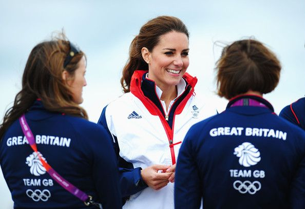 Kate Middleton Photo - Olympics - Highlights Day 10