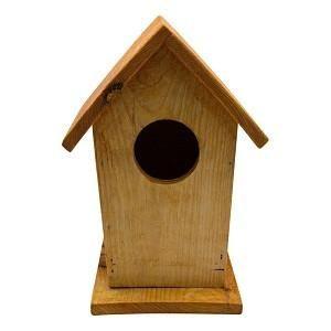 Wooden Bird Nest Wood Crafts Bird House