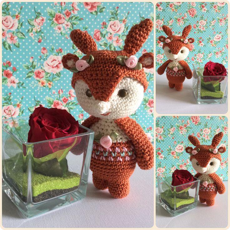 Little baby deer Made by Kriziwizi