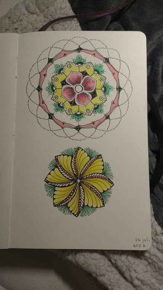 made by; lawraaah #mandala #mandalamaze #mandalas #zen #zentangle #negative #dotwork