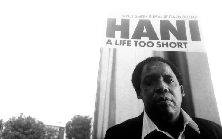 Chris Hani | A life too short - not spectacularly written but a decent book about a spectacular man