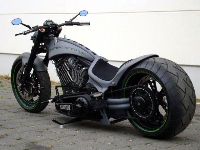 Motocicletas Hardcore - Taringa!