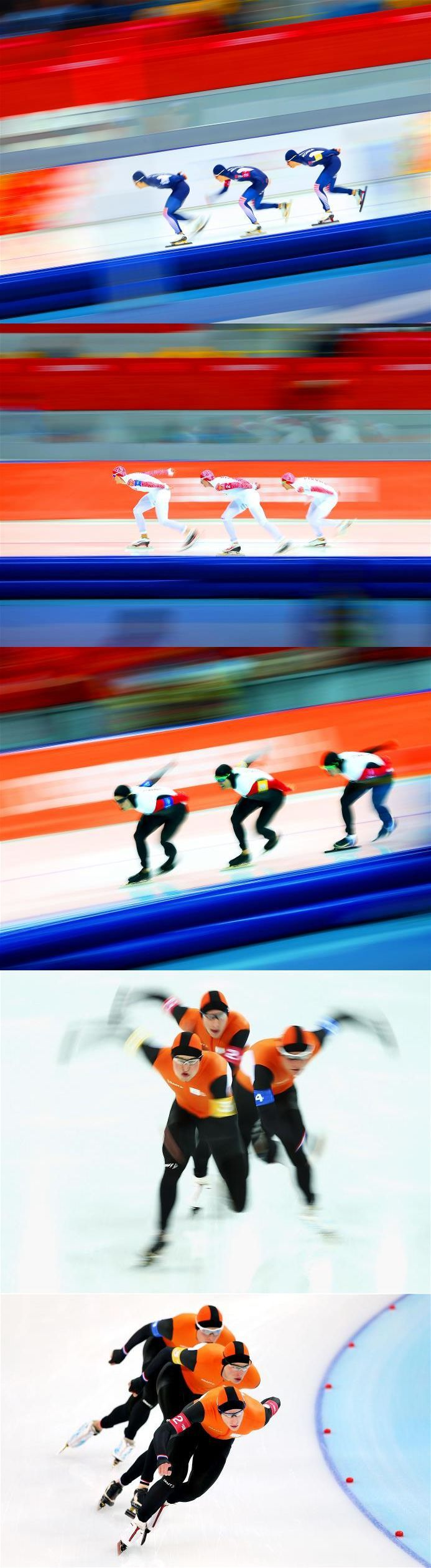 Roller skating rink lafayette in - Speed Skating Men S Team Pursuit Jan Blokhuijsen Sven Kramer And Koen Verweij Of