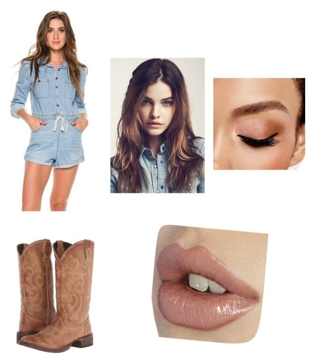 """Untitled #19"" by julle-fangirl on Polyvore featuring Billabong, Roper and Avon"
