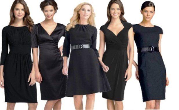 Todas as mulheres, independente do tipo físico, idade, personalidade e classe social, têm no guarda-roupa um pretinho básico. Entra ano,...