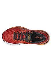 Спортивная обувь GEL-CUMULUS 18 GS ASICS.  Юные спортсмены мечтающие о наградах могут начать свой путь к победе в кроссовках GEL-CUMULUS 18 GS. Модель создана для повышения эффективности бега а потому это не просто детские кроссовки - это беговая обувь для юниоров. Бег становится более эффективным благодаря гибким бороздкам и легкому поддерживающему слою в средней части стопы. Каждый шаг смягчается амортизационной прослойкой Gel в задней части подошвы а сетка с термопечатью на пятке придает…