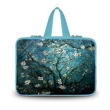 """Oil Painting 10"""" Laptop Carry Bag Case For 10.1"""" Dell Inspiron/ Acer Aspire One"""