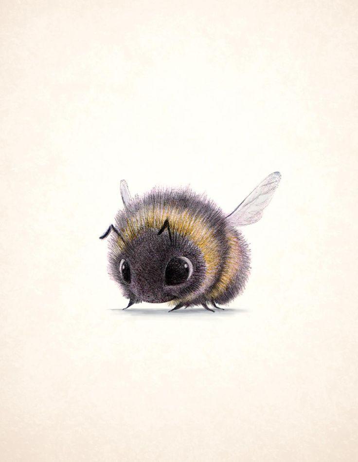 Bumblebee, Sydney Hanson, through @petratweeting