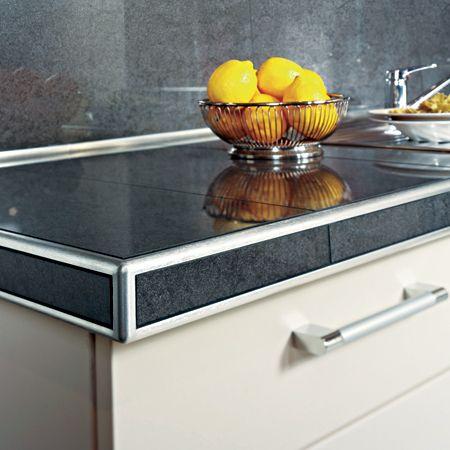 Putting In Granite Countertops Granite Tile Countertops