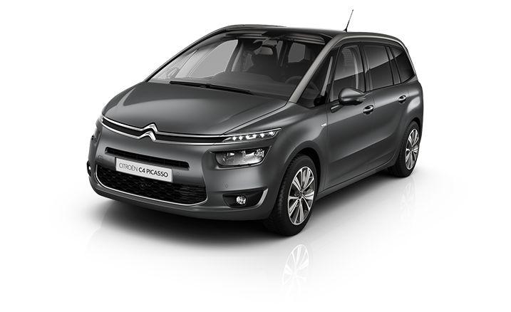 Citroën Grand C4 Picasso - Description - Prix - photos - Citroën FR