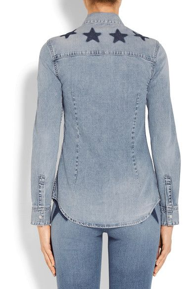 Givenchy - Denim Shirt - Mid denim - FR