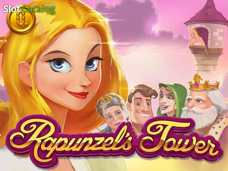 Rapunzel's Tower. Rapunzel's Tower (New)(Video SlotfromQuickspin)