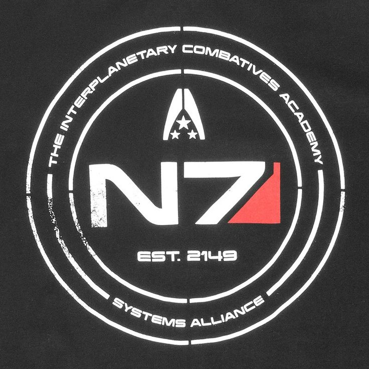 The BioWare Store - N7 Cadet Tee - Apparel