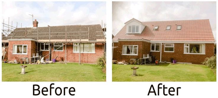 Image Result For Dormer Before And After Bungalow