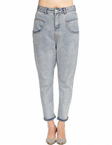 BOYLYMIA® Women Middle-Waisted Relaxed Straight Bootcut Jeans Pants Boylymia http://www.amazon.com/dp/B01A0W02AA/ref=cm_sw_r_pi_dp_iWUOwb1QH3YE1