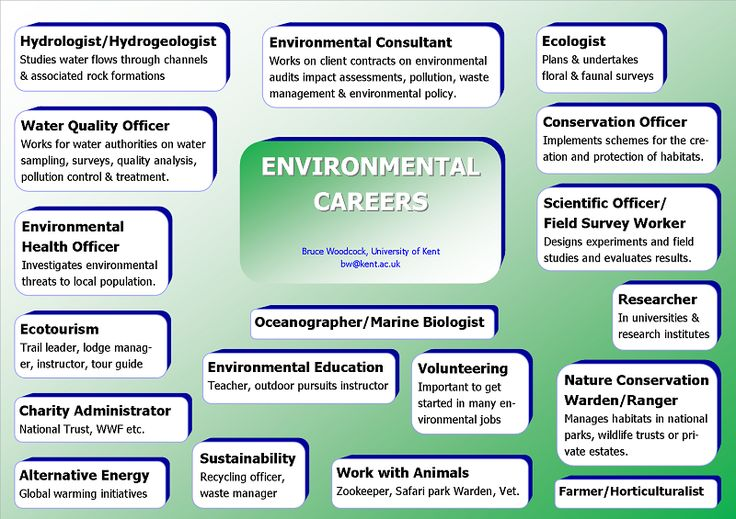 UKCBC Unit 3 Business Environment2 List of careers