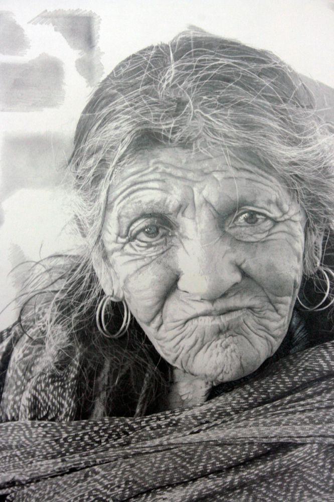 Paul Cadden's Unbelievably Photorealistic Drawings (PHOTOS)