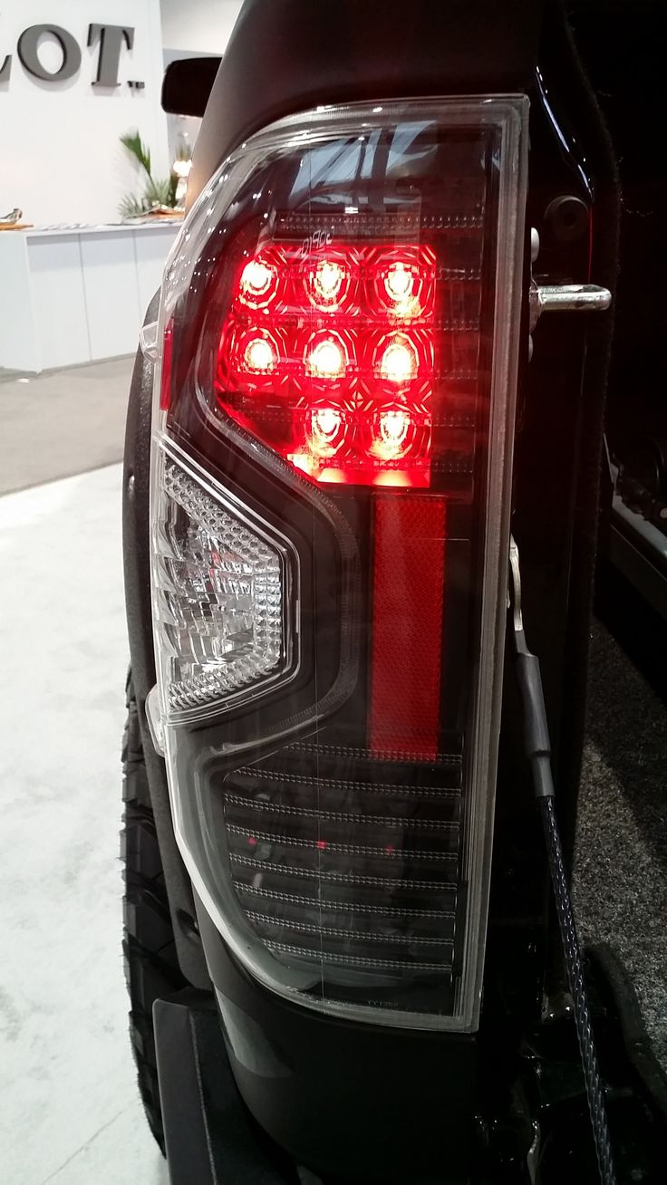 Upgrade your tundra with one of many choices in led tail lights www puretundra