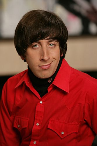 "Howard Wolowitz and his mother.  The Big Bang Theory.  ""There are dark places on the internet where the name 'Wolowitz' is spoken in hushed tones."""