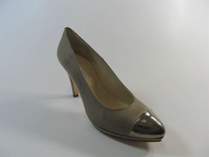 Calpierre DC016 Tortora | Decolte' | Donna | Cometa Outlet | Calzature e Accessori Uomo Donna Bambino Bambina | Alta Moda | Scarpe Online | Abbigliamento Online