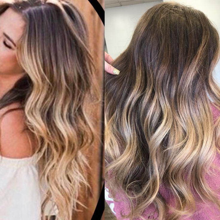 Inspiration For Balayage Hair. Blonde Balayage Hair By Peyton Balayage  Color Melt