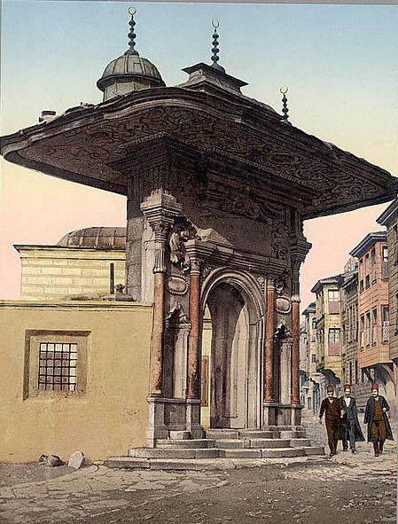 Istanbul, Turkey c.1890-1900 (LOC)