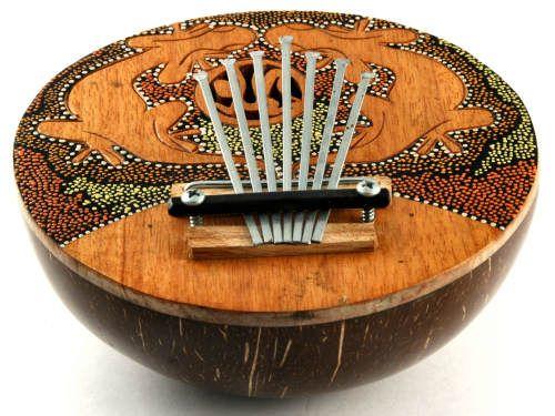 Instrumento Musical de Coco