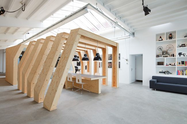 OneSize Office in Amsterdam | Origins Architects. | yellowtrace blog »