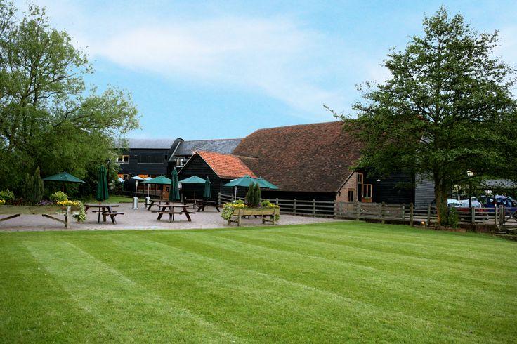 Tythe Barn Outdoor Space
