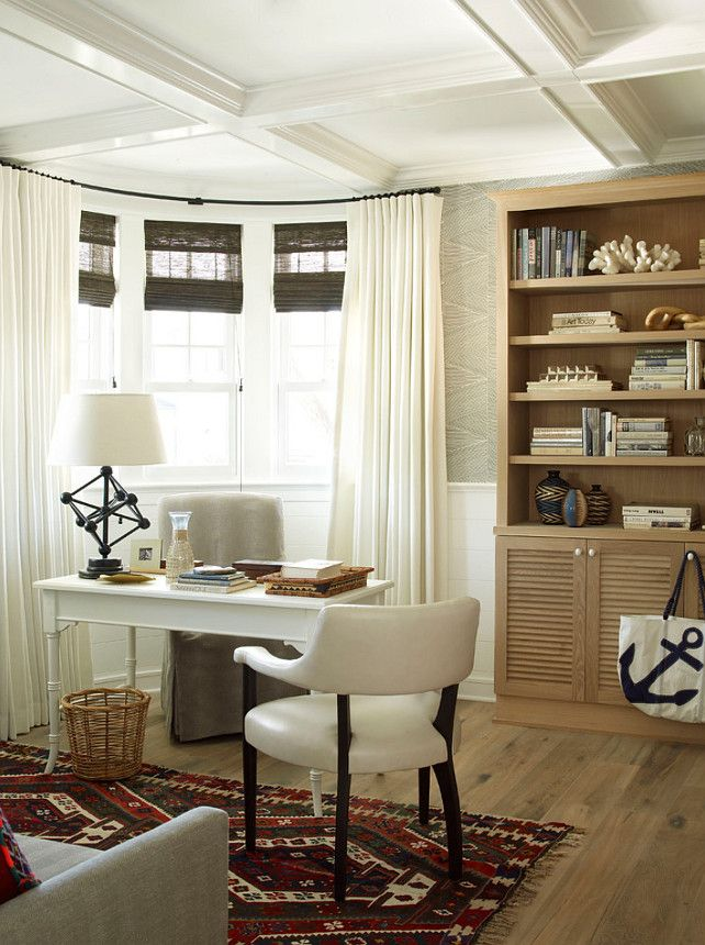 Coronado   Beach Style   Home Office   San Diego   Burnham Design