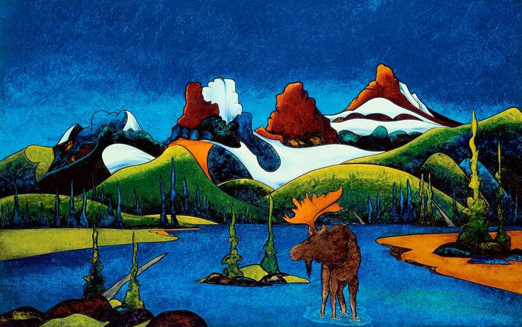 The Moose & Three Sisters