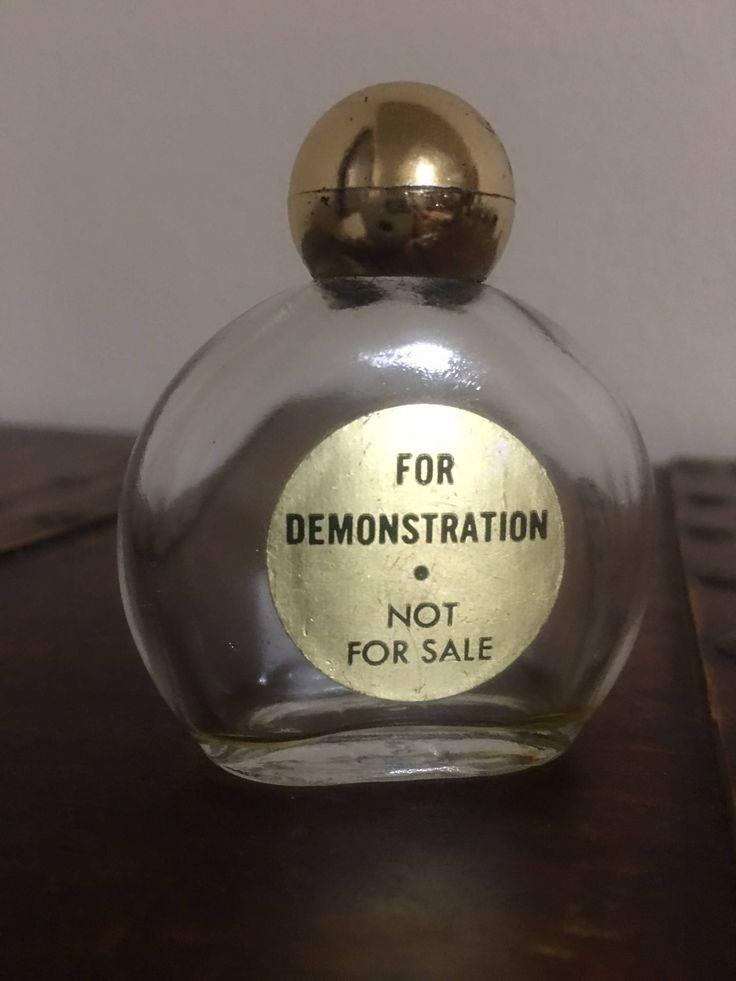Vintage Bonne Bell Skin Civet oil bottle EMPTY by GingersScents on Etsy