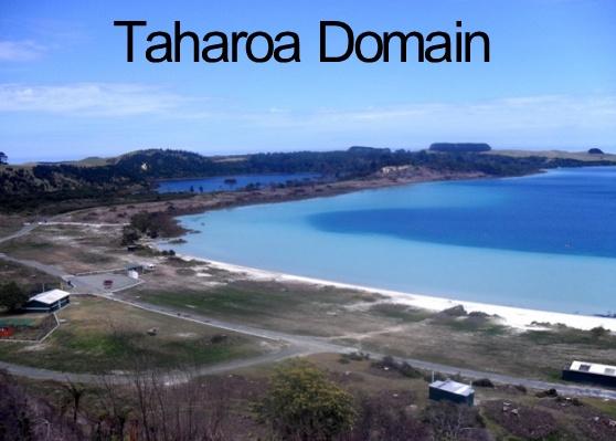 Kai Iwi Lakes in the Kauri Coast, Northland, New Zealand