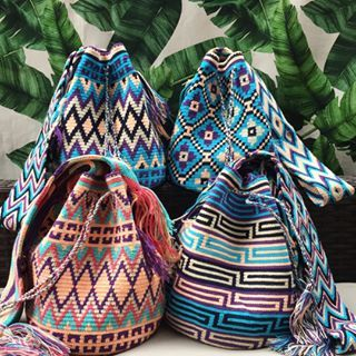 Lombia + CO. | Shop Handmade Wayuu Mochila Bags and More