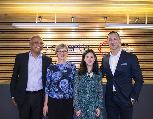 Xindi Zhang, the 2015 Potentia scholar is the future of women in tech  http://www.potentia.co.nz/BlogNews/PotentiaNews/tabid/677/articleType/ArticleView/articleId/559/Xindi-Zhang-the-2015-Potentia-scholar-is-the-future-of-woman-in-tech.aspx#.VgR-m5f8daY