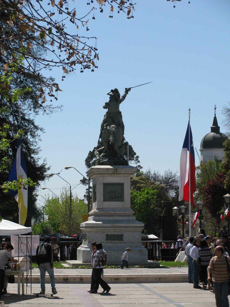Plaza de Armas, Rancagua.