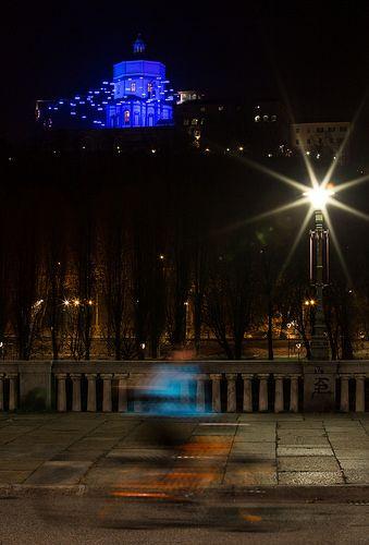 Torino Murazzi e Luci d'Artista | da bluestardrop - Andrea Mucelli