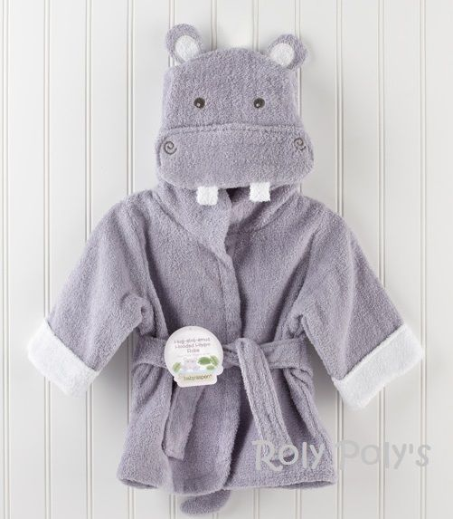 Hippo dressing gown from Roly Poly's, Enterprise Centre, Eastbourne