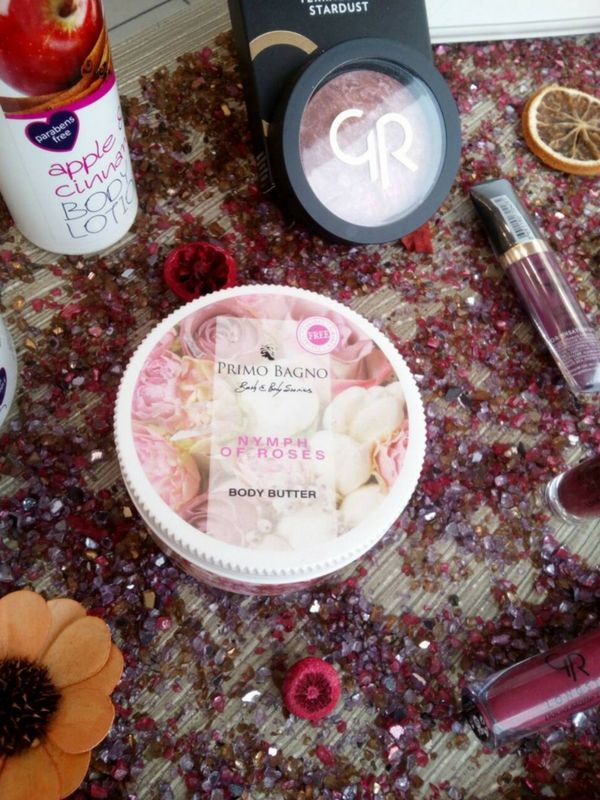 "Giveaway Alert! Μια τυχερή θα κερδίσει ένα body butter Primo Bagno Nymph of Roses από το κατάστημα ""Χρώματα κι Αρώματα"" 