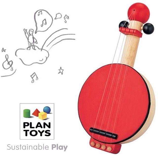 Plantoys Banjo