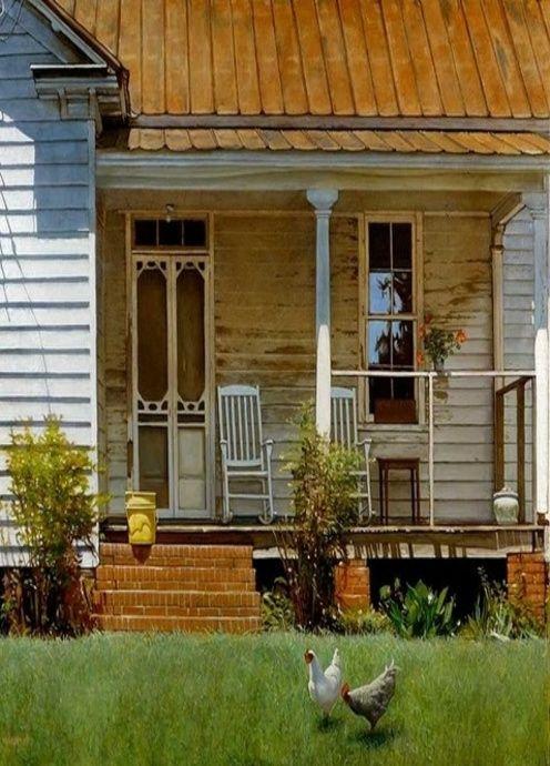 17 Best Ideas About Farm House Porch On Pinterest Tree