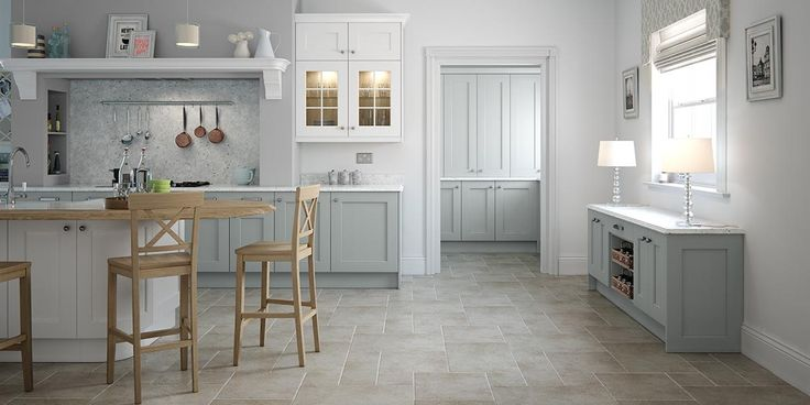 Ashbourne Painted | Classic Kitchens | Masterclass Kitchens
